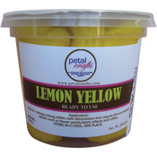Lemon Yellow - Platinum Paste