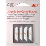Ceramic Replacement Blades 4/Pkg-