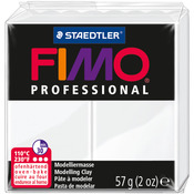 Fimo Professional Soft Polymer Clay 2oz - White