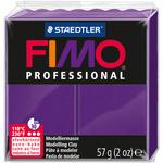 Fimo Professional Soft Polymer Clay 2oz - Purple