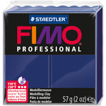 Navy Blue - Fimo Professional Soft Polymer Clay 2oz