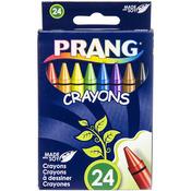 Prang Crayons Hang Tab Box 24/Pkg