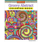 Design Originals - Groovy Abstract Coloring Book