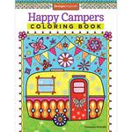 Design Originals - Happy Campers Coloring Book