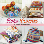 Martingale & Company - Boho Crochet