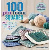 St. Martin's Books-100 Pin Loom Squares