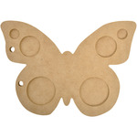 "Beyond The Page MDF Butterfly Album 7.75""X5.75""-"