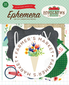 Homegrown Ephemera Pack - Echo Park