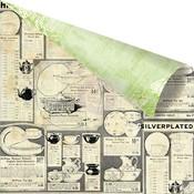Porcelainware Paper - Garden Fable - Prima