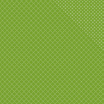 "Spectrum Double-Sided Cardstock 12""X12""-Green Thumb Two Quatrefoil/Dot"