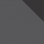 "Black Jack One Pinwheel/Stripe - Spectrum Double-Sided Cardstock 12""X12"""