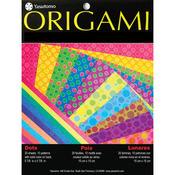"Dots W/Pearlescent Colors - Fold 'Ems Origami Paper 5.875"" 20/Pkg"