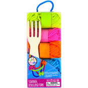 Knitting Fork Yarn Kit-