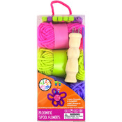 Spool Flowers Knitting Kit-