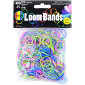 Two-Tones - Loom Bands Assortment 425/Pkg