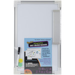 "Magnetic Dry Erase Board 11""X17""-"