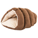 """Chocolate - Cuddle Cave For Cats 22""""X17""""X10"""""""