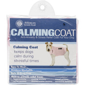 "Calm Coat Small 16""-23"" Chest - Pink"