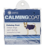 "Calm Coat Small 16""-23"" Chest - Navy"