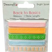 Back To Basics Bright Spark Ribbons-