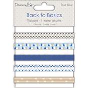 Back To Basics True Blue Ribbons