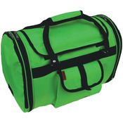 "Prefer Pets Privacy Carrier 17""X12""X10""-Lime Green"