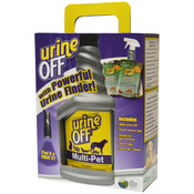 Urine Off Multi - Pet Clean Up Kit