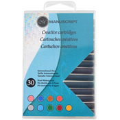 Manuscript Creative Calligraphy Cartridges 30/Pkg