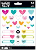 Love It Genesis Stickers - Illustrated Faith