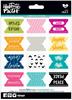 "Fold It - Illustrated Faith Genesis Stickers 5""X7"""