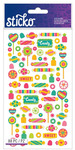 Tiny Candy Classic Stickers - Sticko Stickers