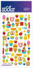 Mini Food Characters Classic Stickers - Sticko Stickers