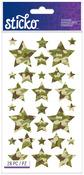 Camo Stars Classic Stickers - Sticko Stickers