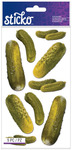 Pickles Classic Stickers - Sticko Stickers