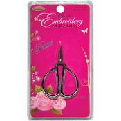 "Petites Embroidery Scissors 2.25""-Silver"
