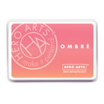 Light To Dark Peach Hero Arts Ombre Ink Pad