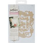 Spellbinders Nestabilities Decorative Elements Dies - Curved Square