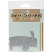 Paper Smooches Die - Happy Birthday