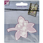 "Joy! Crafts Cut & Emboss Die -Spring Love Berry Branch, 3""X2.5"""