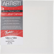 "Tara Fredrix Stretched Canvas-12""X12"""