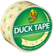 Pineapple Delight Patterned Duck Tape