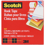 "Scotch (R) Book Repair Tape-2""X15yd White"