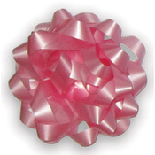 "Carnival Bow 6""-Pink"