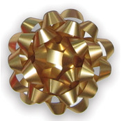 "Carnival Bow 6""-Gold"