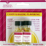 Candy & Baking Flavoring .125oz Bottle 2/Pkg - Marshmallow