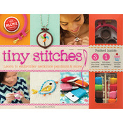 Tiny Stitches Kit - Klutz