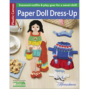 Leisure Arts - Paper Doll Dress - Up
