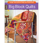 Big Block Quilts - Leisure Arts