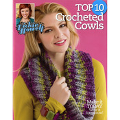 Soho Publishing - Top 10 Crocheted Cowls