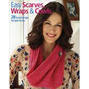Soho Publishing - Easy Scarves, Wraps & Cowls